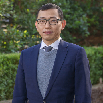 Marx Zhang - Property Manager